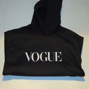 Vogue forever 21 hoodie